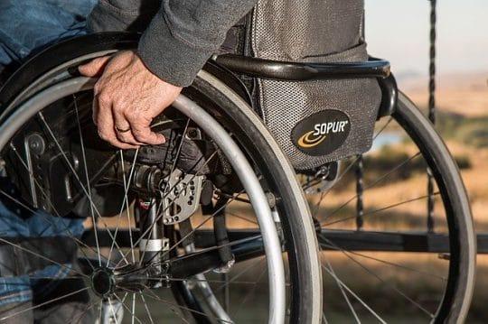 장애인 자립자금 대여