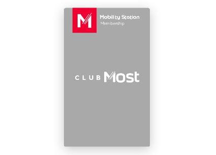 클럽모스트카드