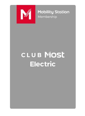 클럽모스트 Electric
