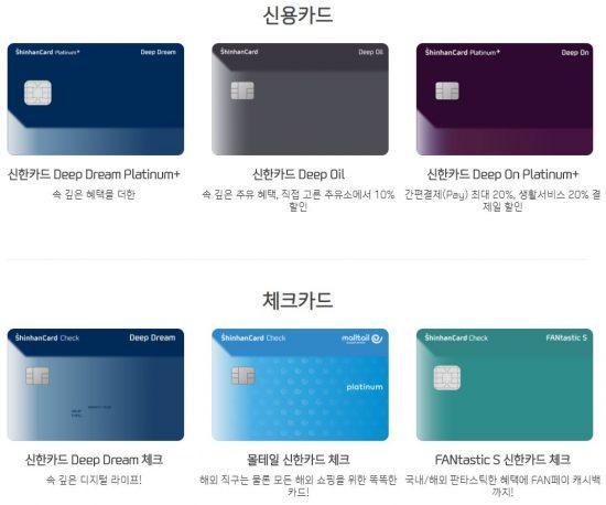 신한카드 포인트 사용처